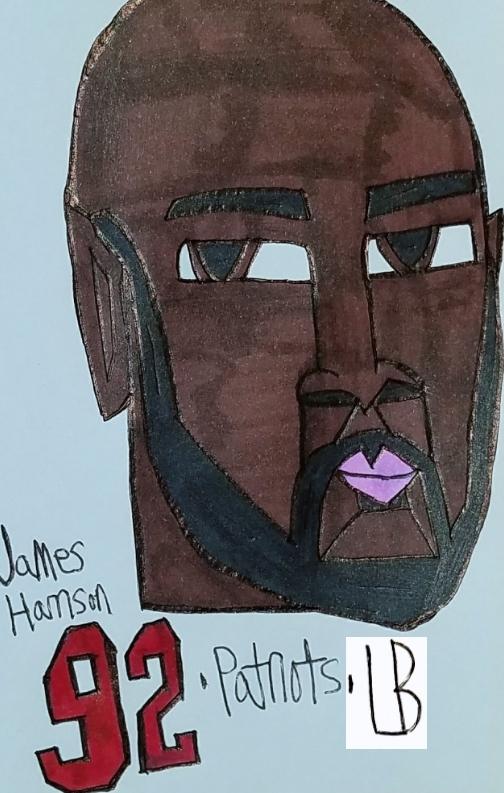 James Harrison par armattock